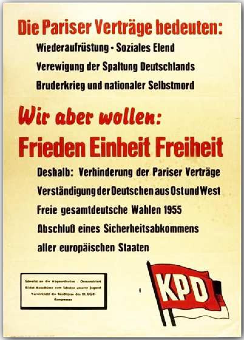 pariser verträge 1955