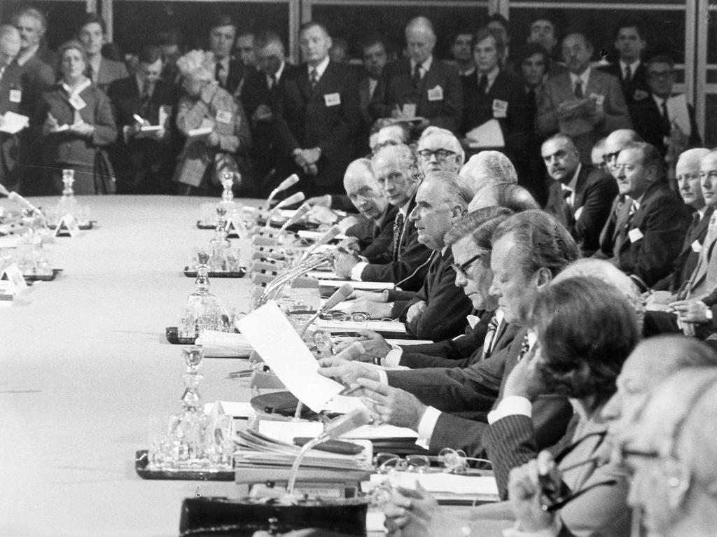 The Paris Summit (19–21 October 1972)