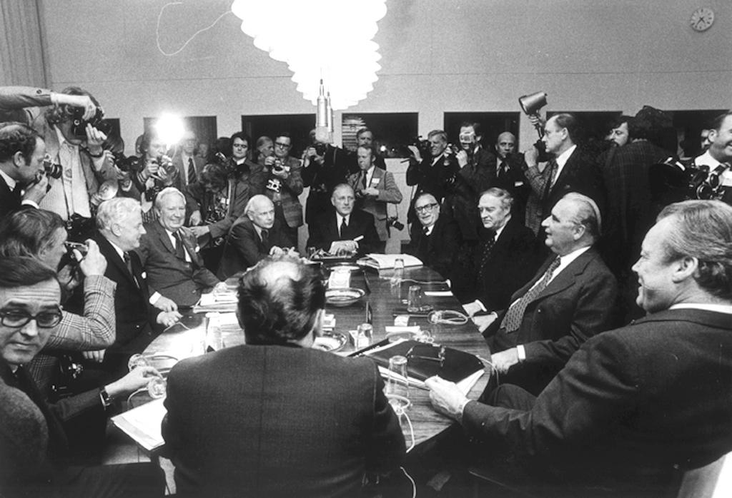 The Copenhagen Summit (14 and 15 December 1973)