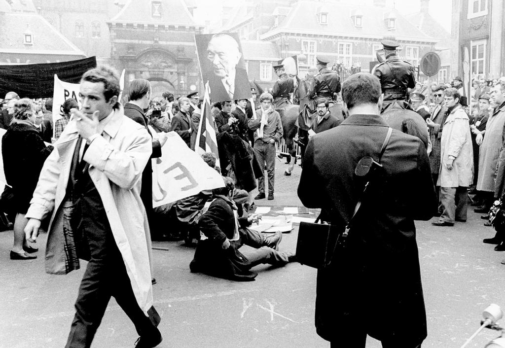Demonstrations on the fringes of the Hague Summit (1 and 2 December 1969)