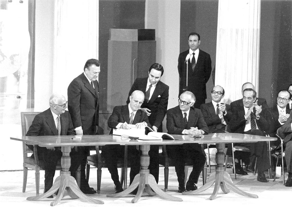 The accession of Greece to the European Communities (Athens, 28 May 1979)