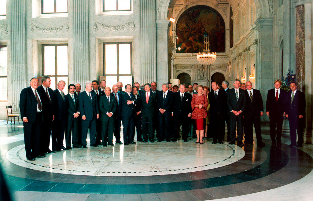 The Amsterdam European Council (16 and 17 June 1997)