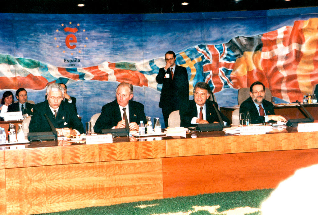 Madrid European Council (15 and 16 December 1995)