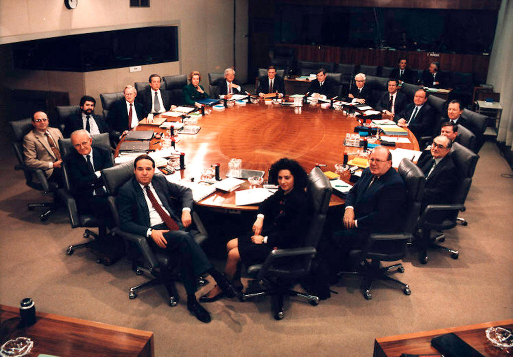 Meeting of the Delors Commission (1989)