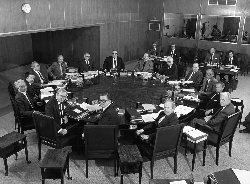 Meeting of the Thorn Commission (1981)