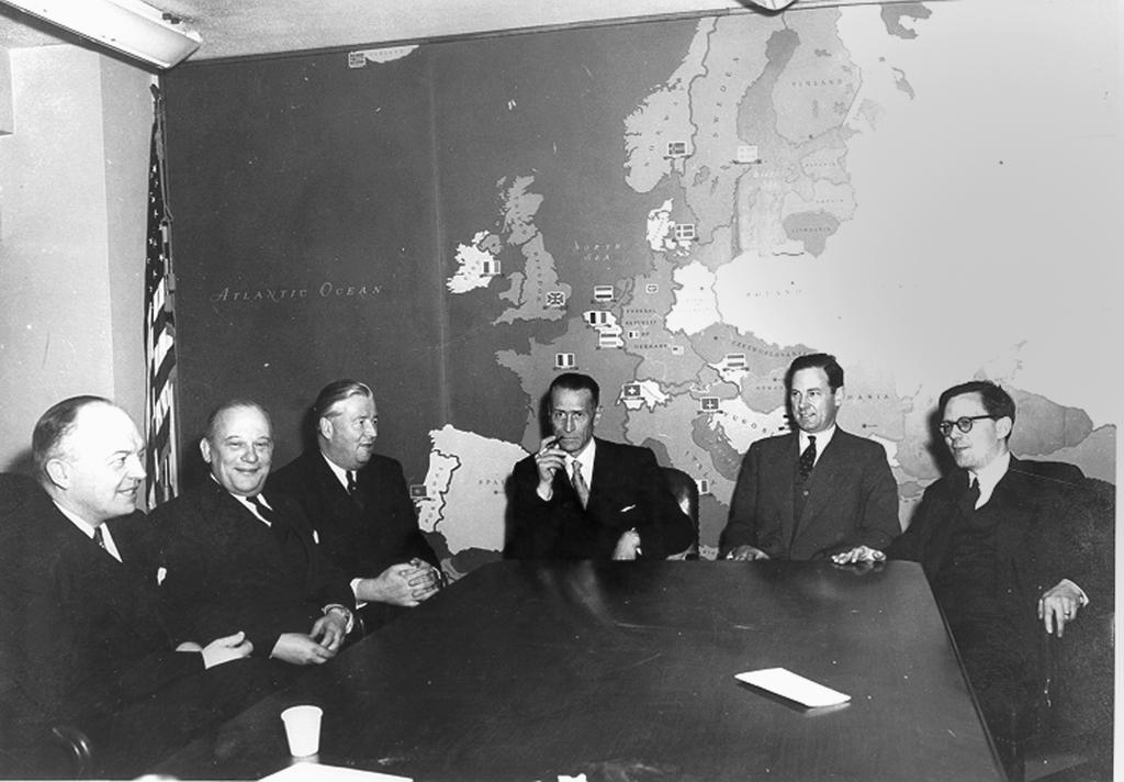 OEEC meeting (Washington, 10 April 1953)