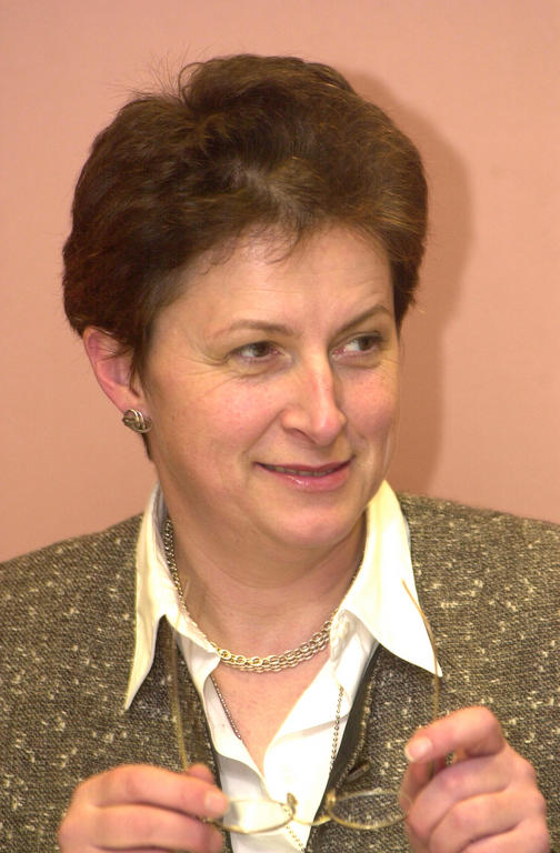 Gisela Stuart, member of the Praesidium of the European Convention