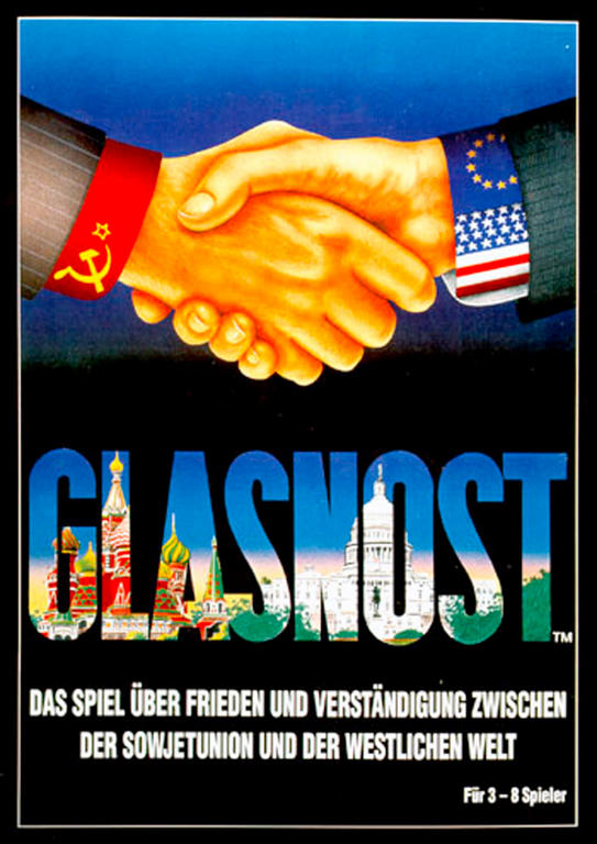 What was glasnost?