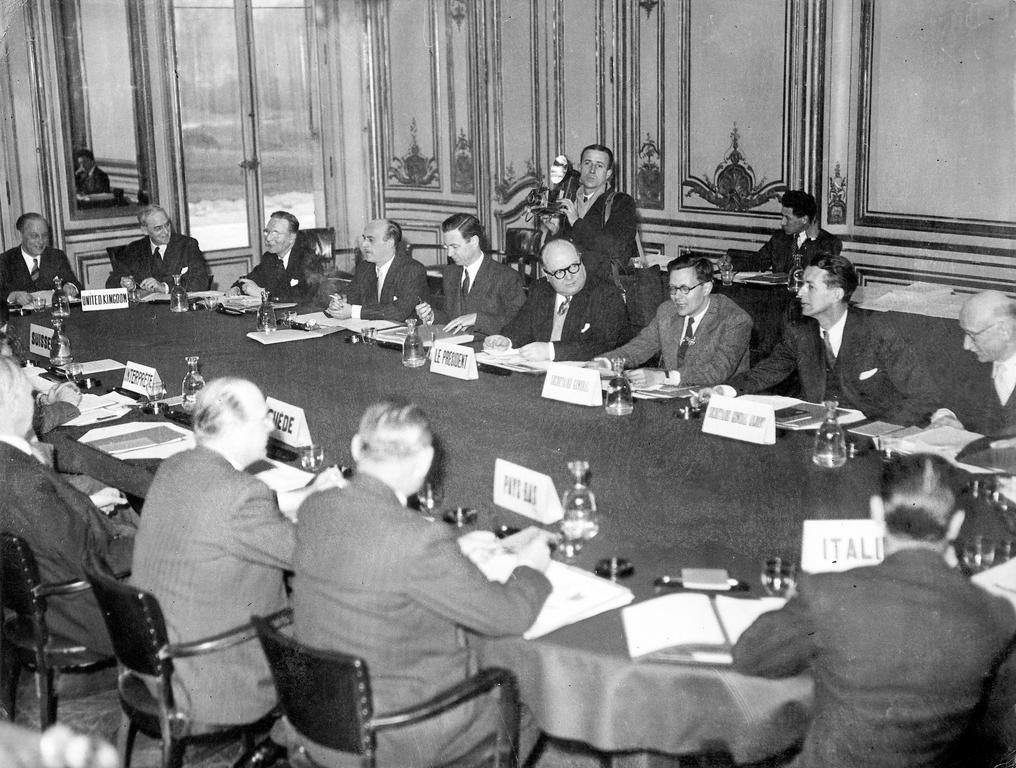 Conference on European Economic Cooperation (Paris, 12 July 1947)