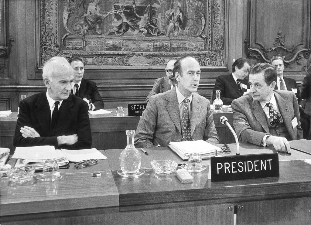 La crise monétaire internationale continue (16 mars 1973)