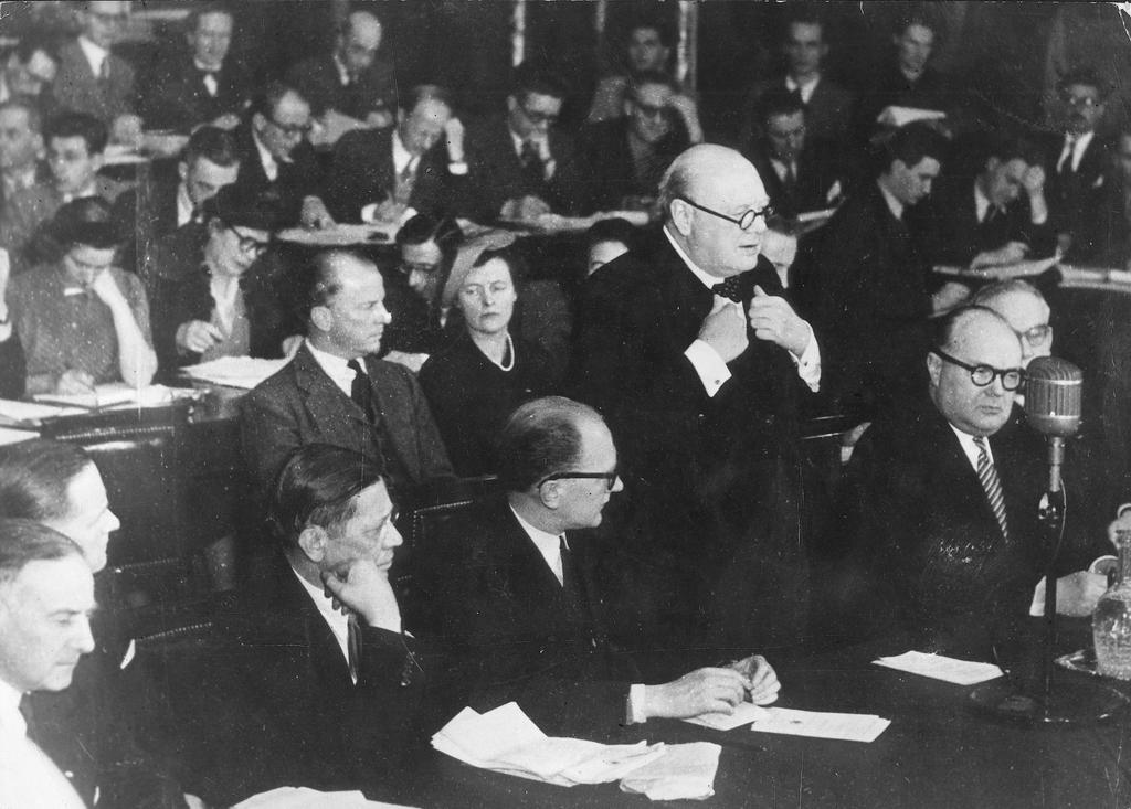 Congress of the European Movement (Brussels, 25 to 28 February 1949)