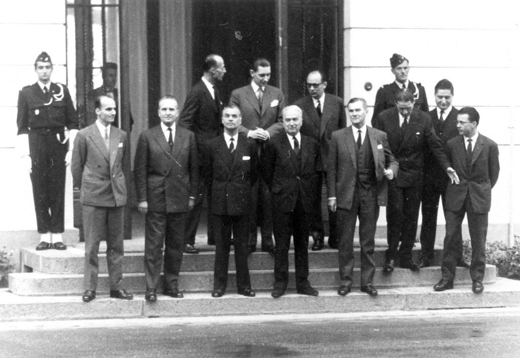 The second Evian Conference (7 to 18 March 1962)