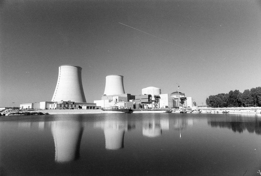 Nogent-sur-Seine nuclear power station