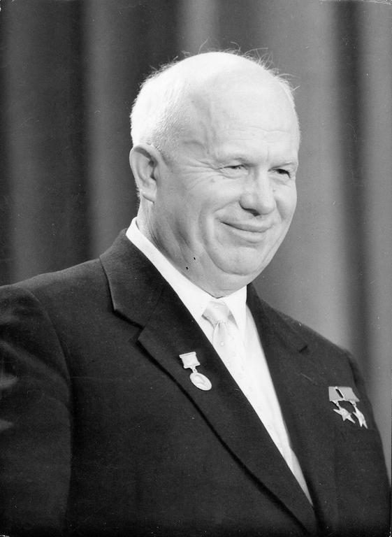 Visit by Nikita Khrushchev to France (1960)
