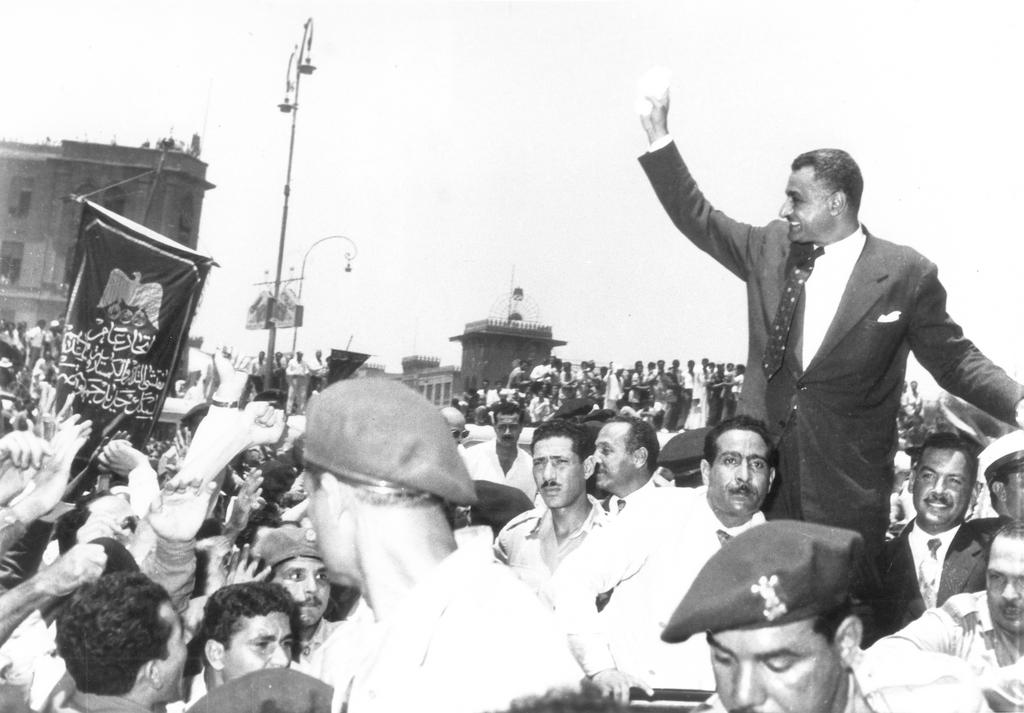 Nationalisation of the Suez Canal (26 July 1956)