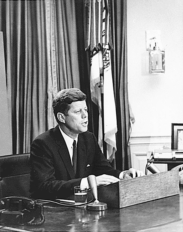 Speech by John F. Kennedy (11 June 1963)