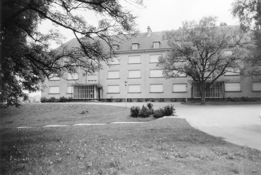 Building of the ECSC Special Council of Ministers Secretariat (Verlorenkost, Luxembourg, 16 June 1963)