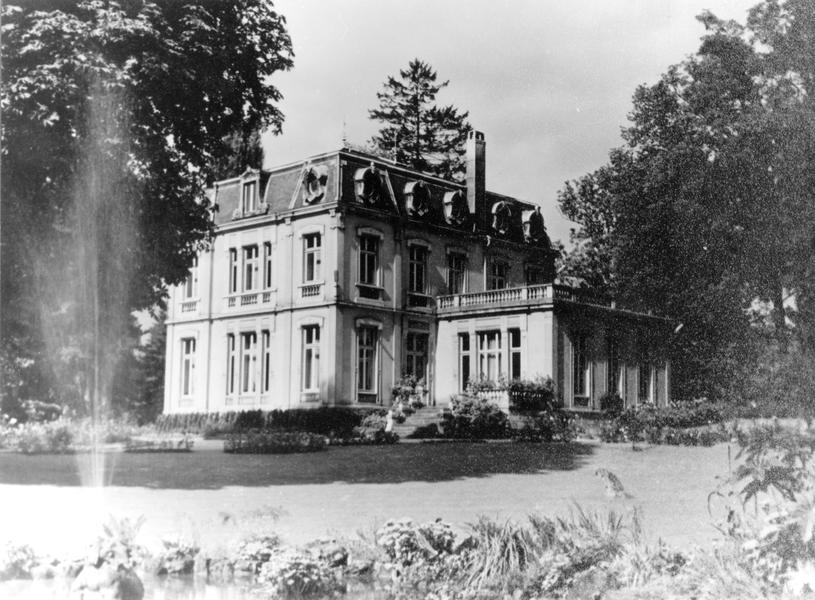 Villa Vauban, seat of the Court from 1952 to 1959 (Luxembourg, 1950)