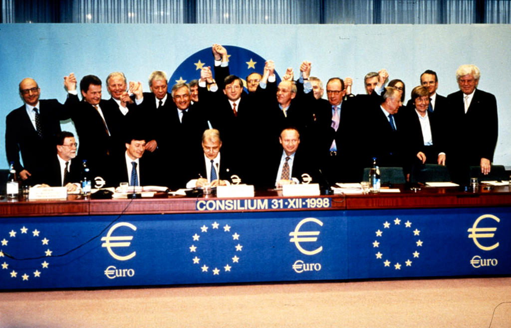 Extraordinary ECOFIN Council meeting (31 December 1998)