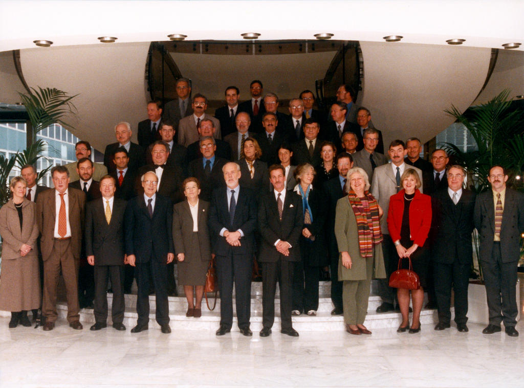 Meeting of the Contact Committee of Heads of the SAIs in Luxembourg (21 November 2000)