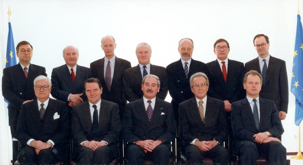 The Members from 1 March 1995 to 31 December 1995