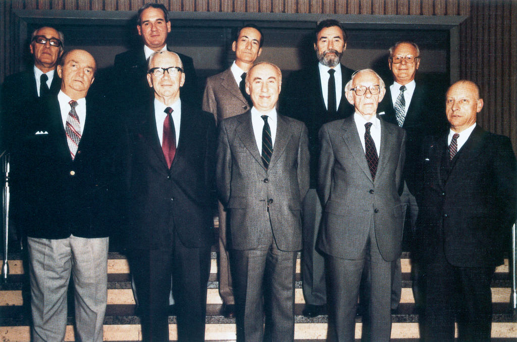 The Members from 18 October 1981 to 17 April 1983