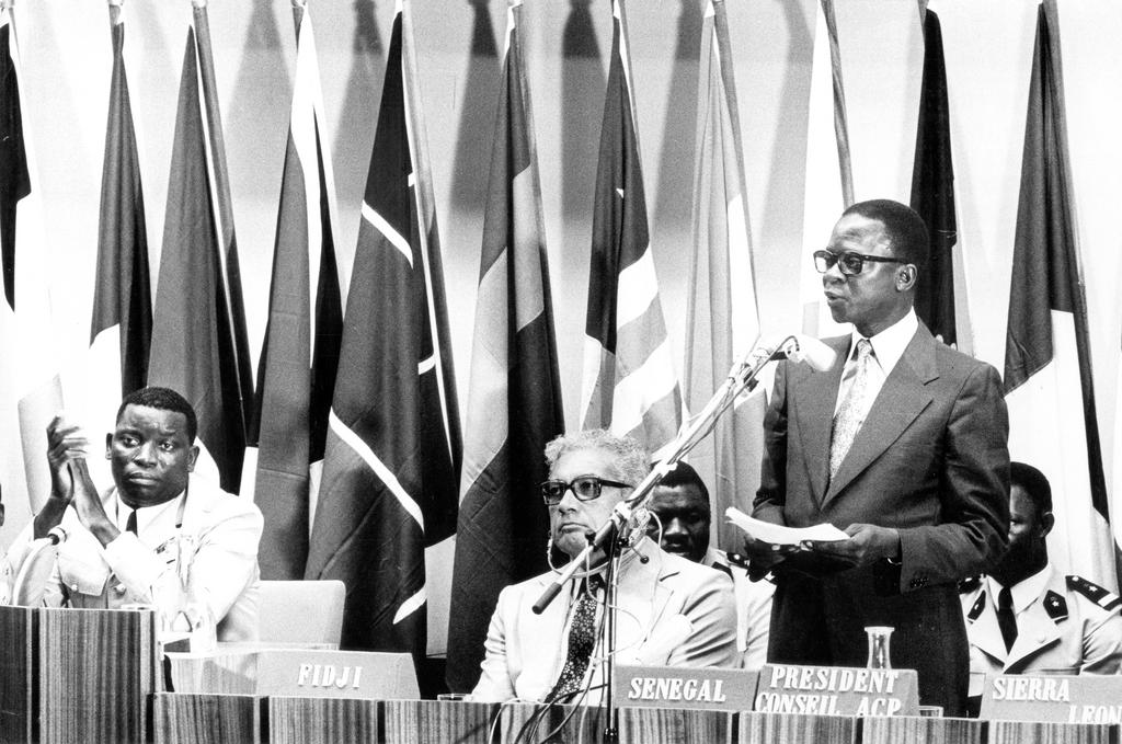 The ACP-EEC Convention (28 February 1975)