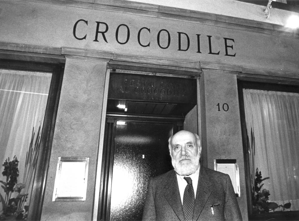 "Le ""Club du Crocodile"" (1984)"