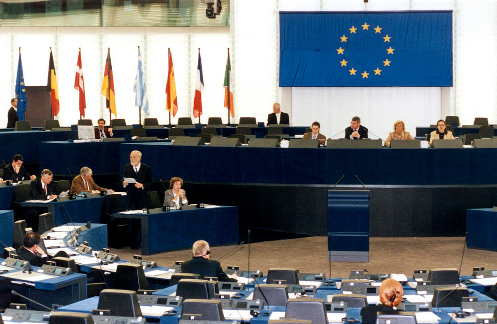 Presentation of the Annual Report for the financial year 2000 to the European Parliament (13 November 2001)