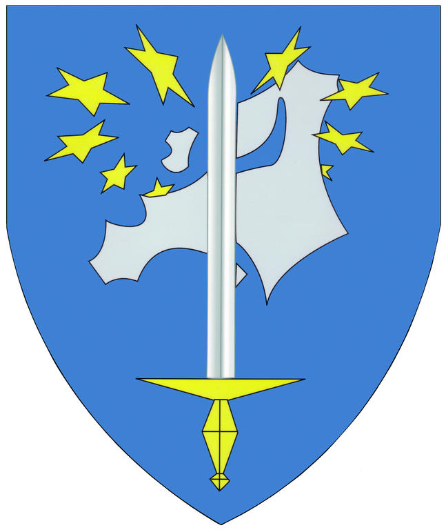 The Eurocorps emblem