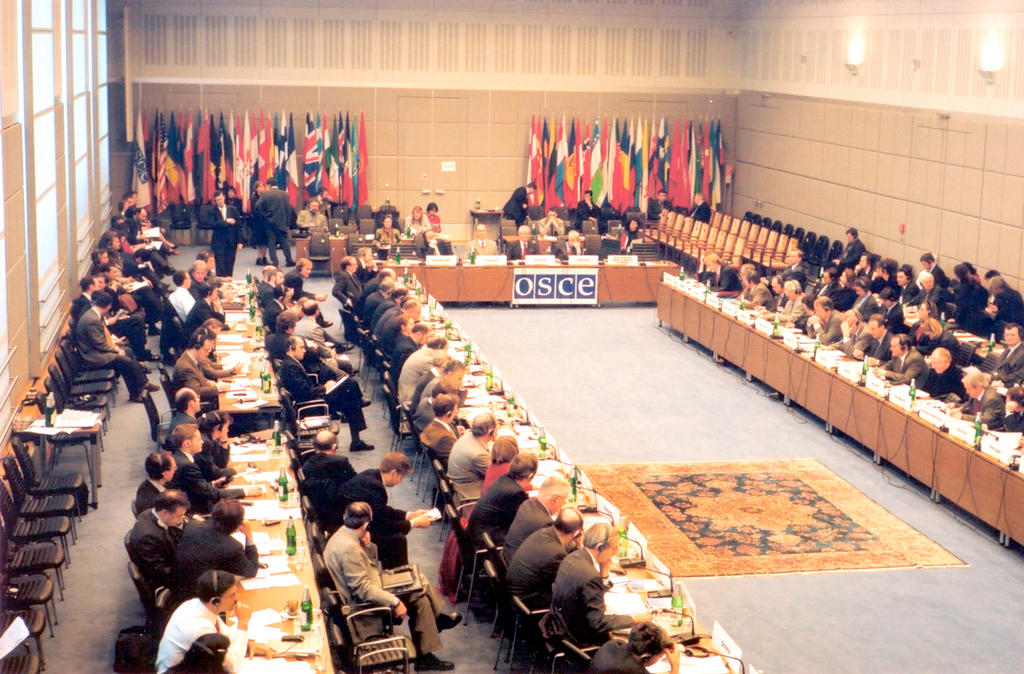 Meeting of the OSCE Permanent Council (I)