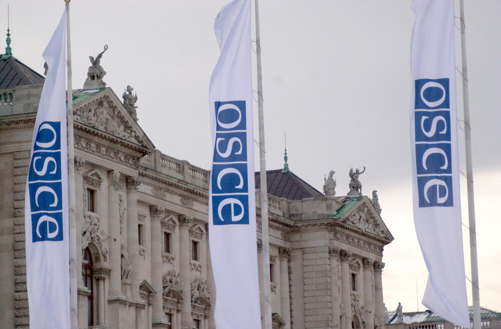 The Hofburg Palace, seat of the OSCE Permanent Council in Vienna (I)