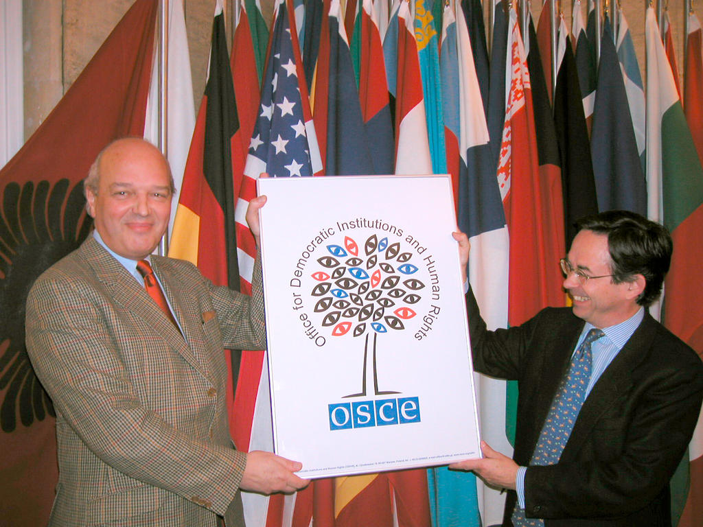 Christian Strohal, Director of the OSCE Office for Democratic Institutions and Human Rights