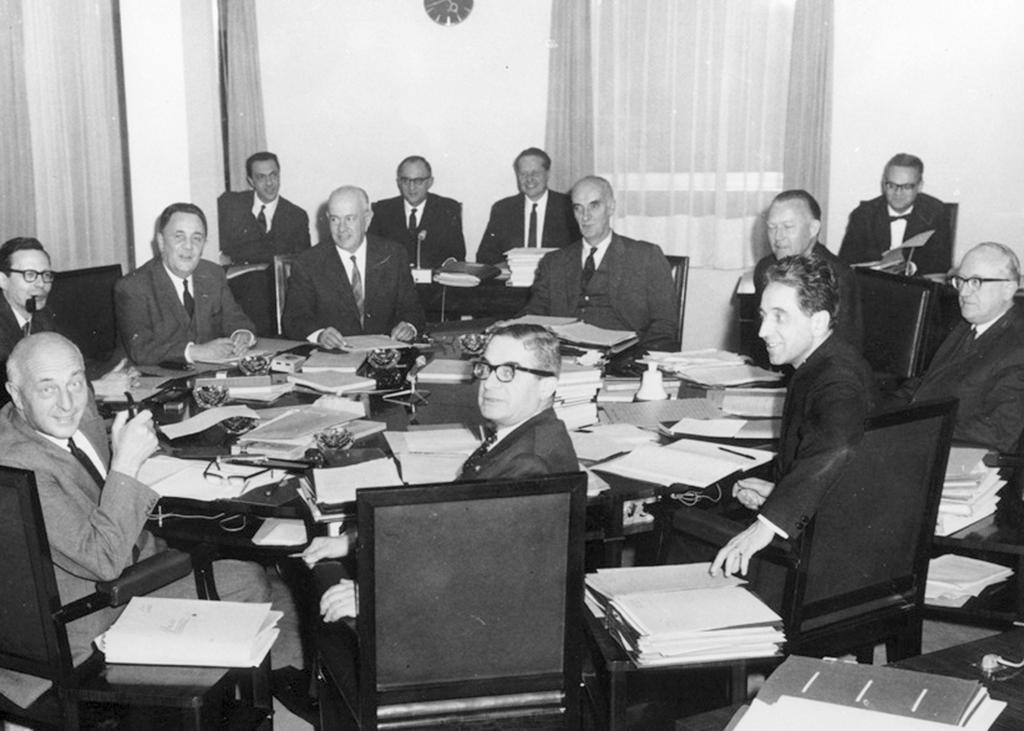 Meeting of the Hallstein Commission (1964)