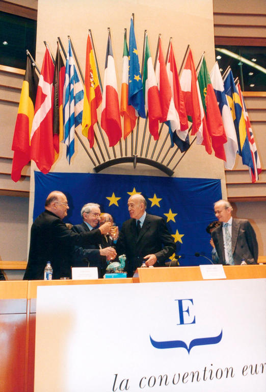 Plenary session of the European Convention (Brussels, 13 June 2003)