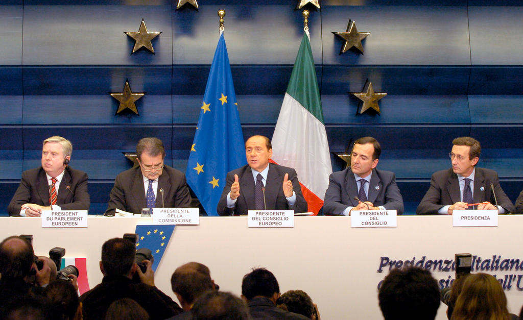 Final press conference (Brussels European Council, 13 December 2003)