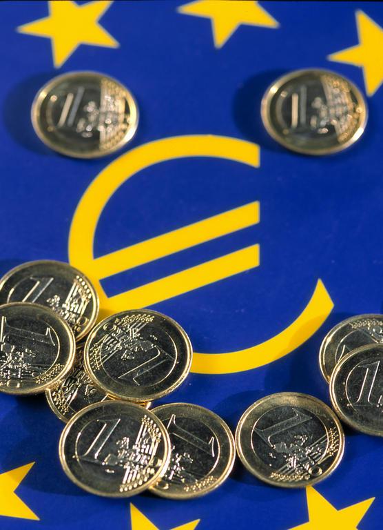 Symbolique de l 39 euro cvce website for Sitzkissen gunstig 1 euro