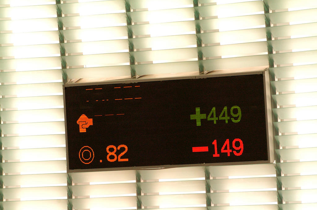 Results of the vote on the approval of the Barrasso Commission in the European Parliament (Strasbourg, 18 November 2004)