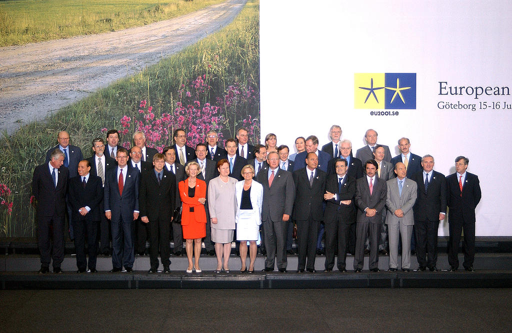 Gothenburg European Council (Gothenburg, 15-16 June 2001)