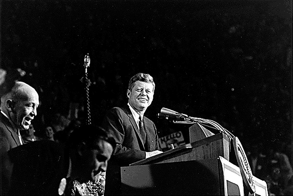 Address given by President Kennedy (1962)