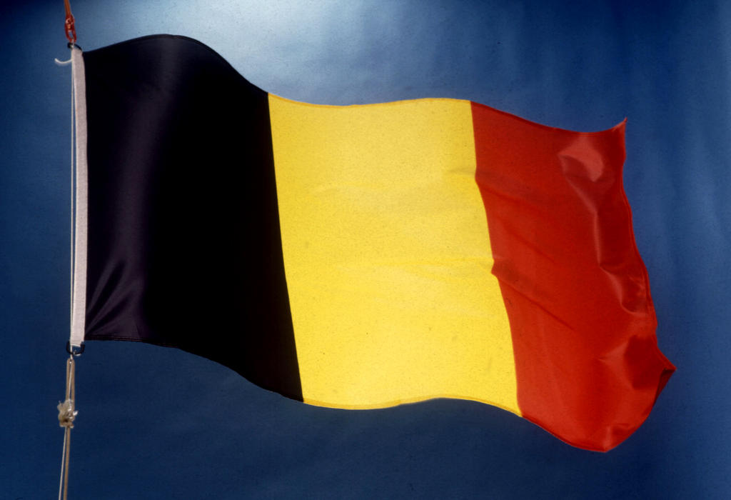 Belgian national flag