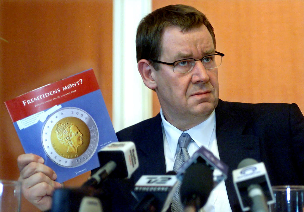 Press conference held by Poul Nyrup Rasmussen (Copenhagen, 31 August 2000)