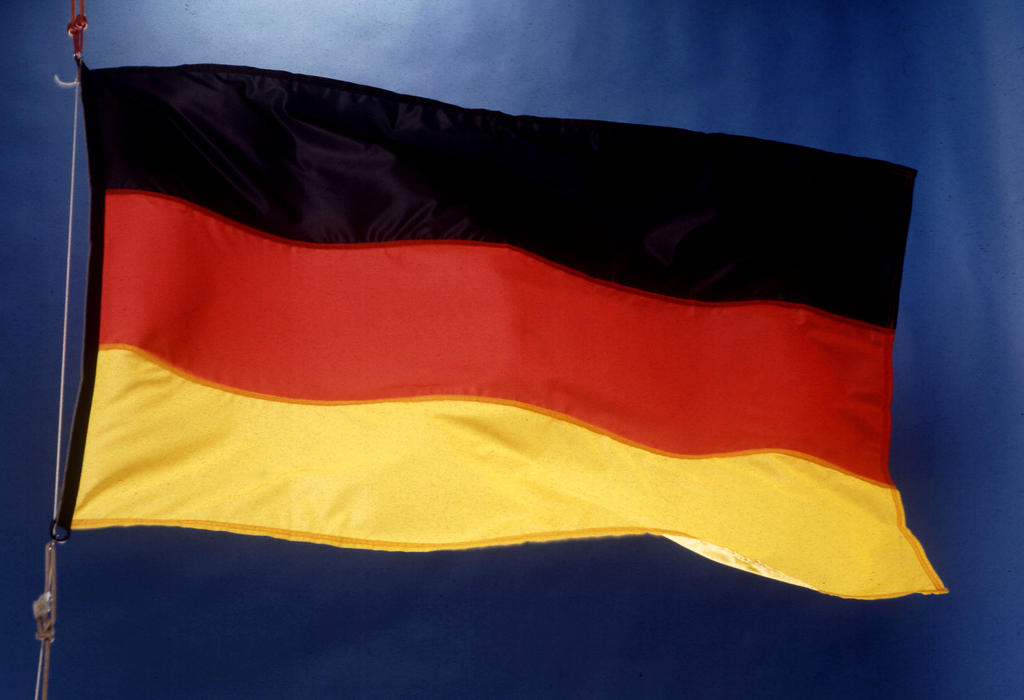 German national flag