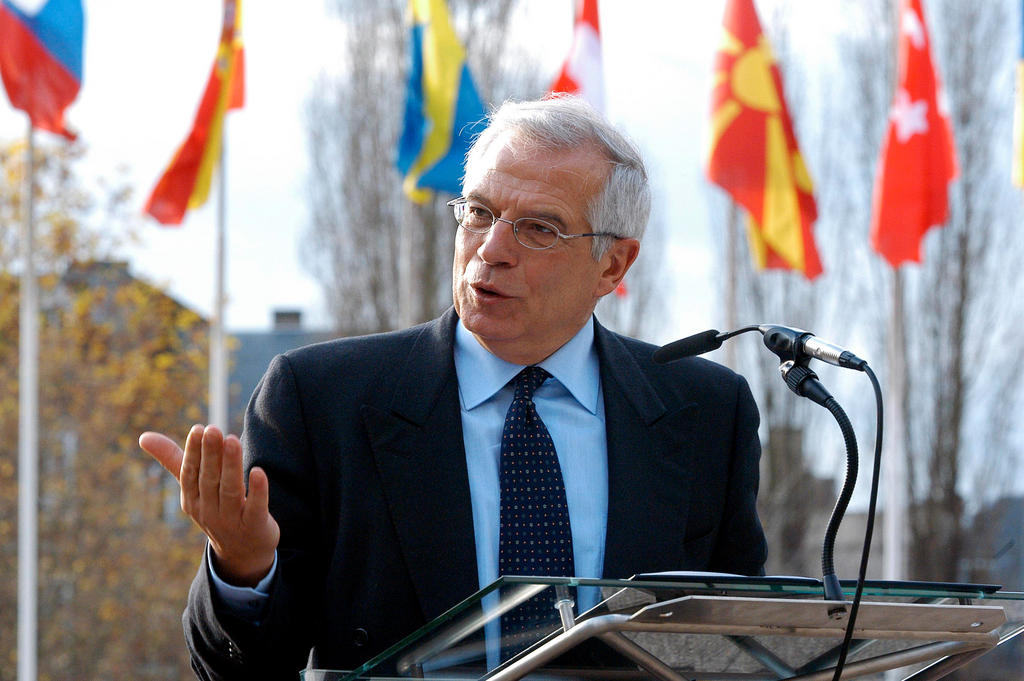 Address given by Josep Borrell Fontelles, President of the European Parliament (Strasbourg, 16 November 2005)