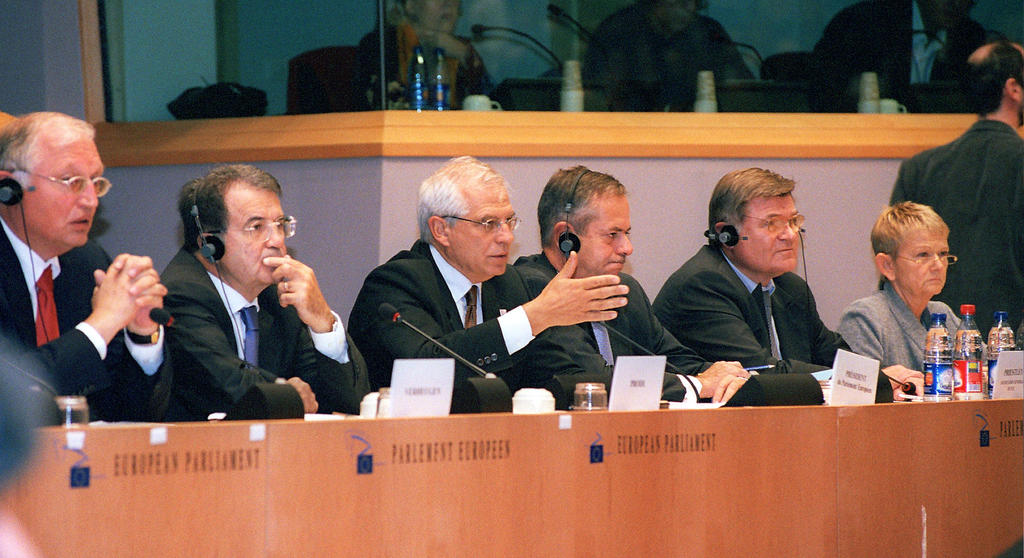 Conference of Presidents on Turkey's application for accession (Brussels, 6 October 2004)