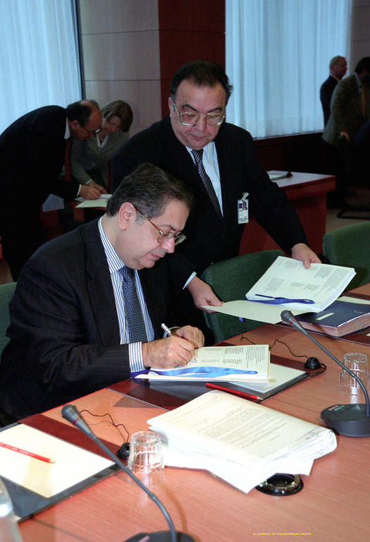 Opening of the 2000 Intergovernmental Conference (Brussels, 14 February 2000)