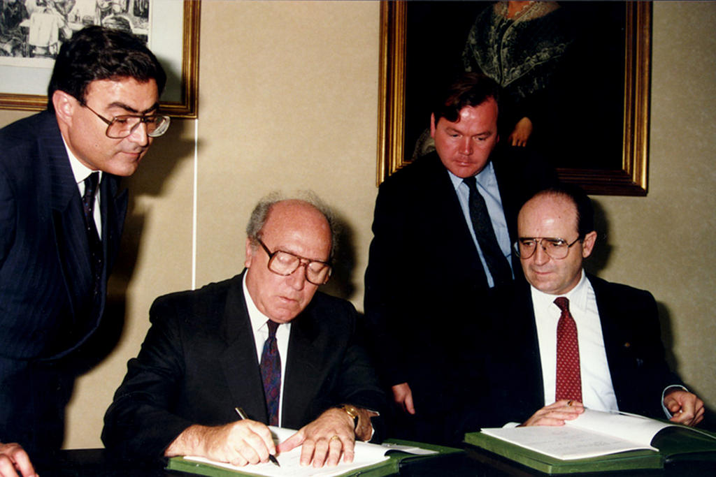 Malta's official application for accession to the European Communities (Brussels, 16 July 1990)