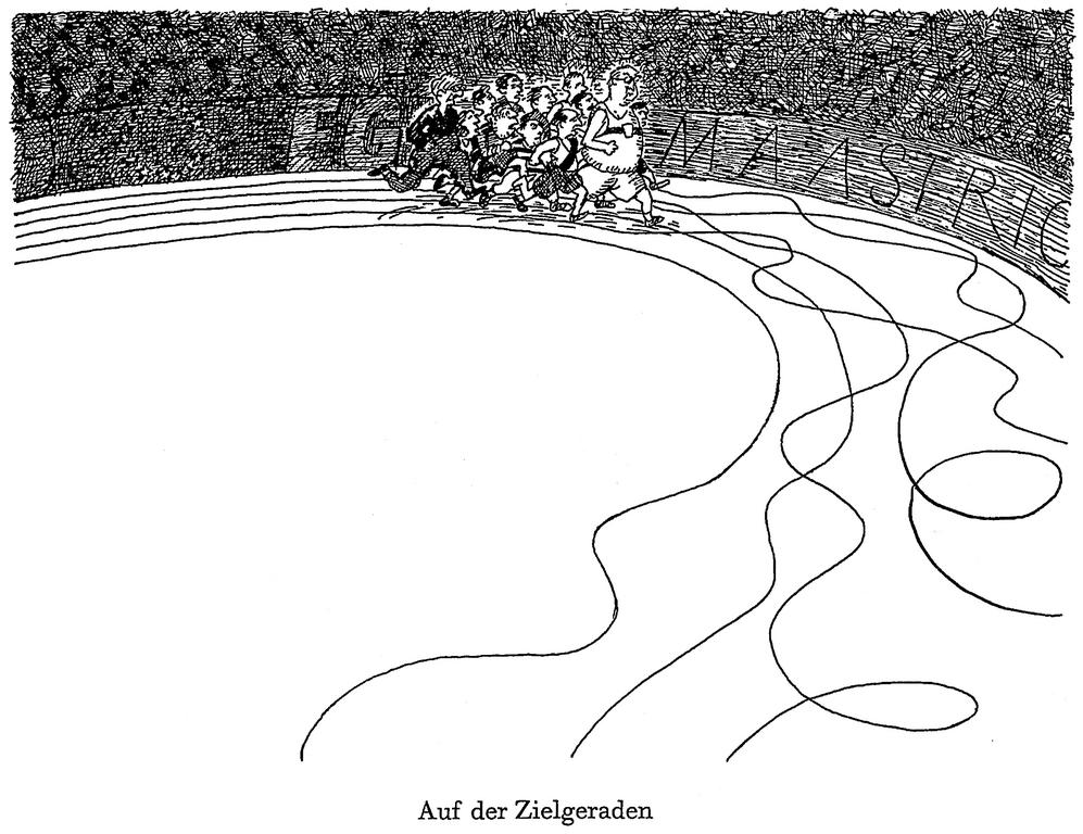 Cartoon by Murschetz on the Maastricht Treaty