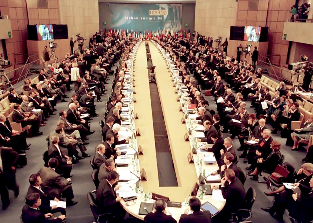 OSCE Summit (Lisbon, 2 December 1996)