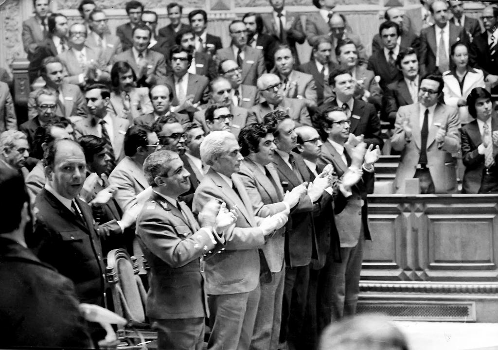 Opening session of the National Constituent Assembly (Lisbon, 3 June 1975)